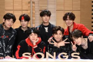 防弾少年団 BTS NHK SONGS