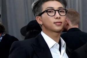 BTS RM ラップモンスター