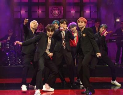 BTS 最新アルバム 2019