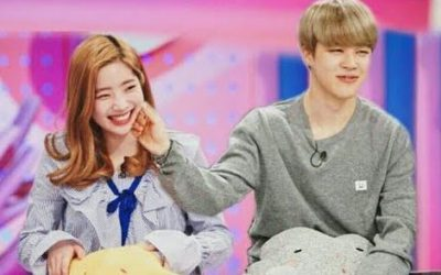 BTS ジミン ダヒョン 熱愛