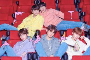 TXT メジャーデビュー BTS