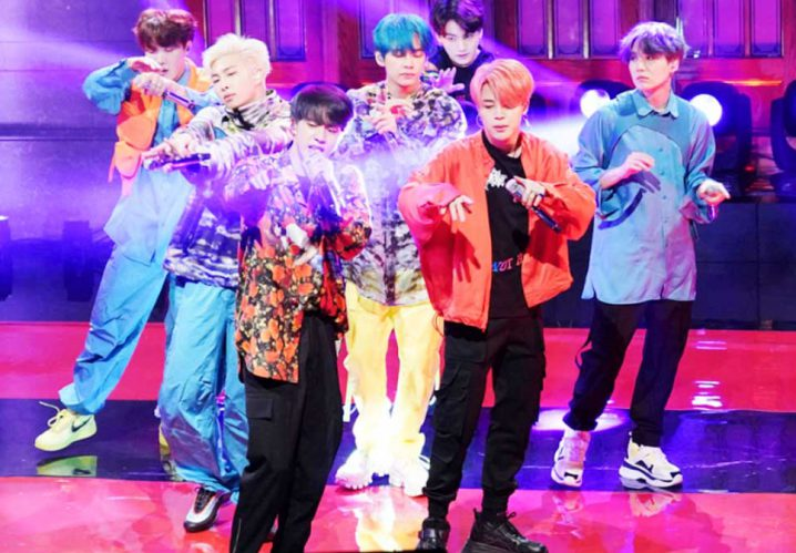 BTS SNL 出演 2019