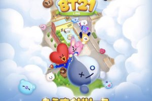 bts ゲーム ラインbt21