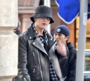 ジョングク 愛用 mackbarry 帽子