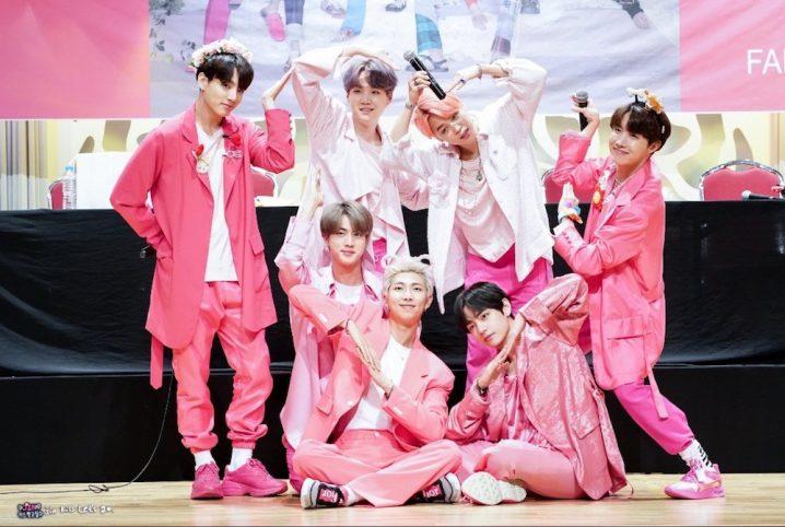BTS TWICE 熱愛