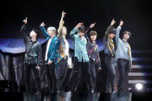 bts fns歌謡祭 音楽番組 日本