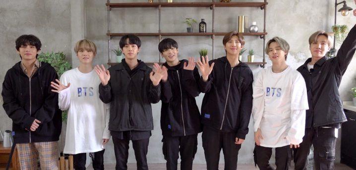 BTS オンラインコンサート 第二弾