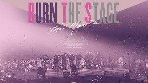 bts burn the stage