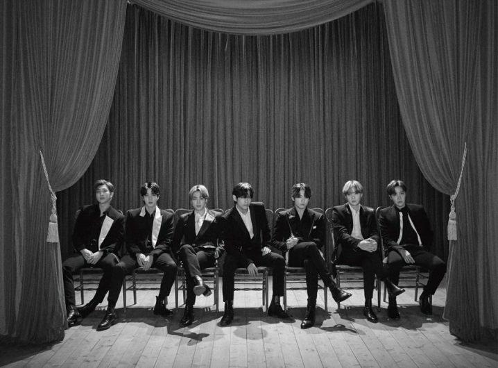 BTS 最新アルバム