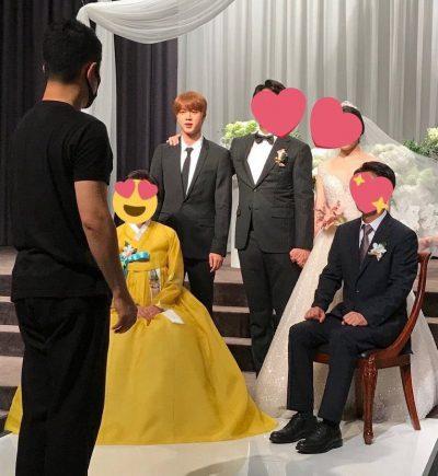 結婚 キム テヒョン