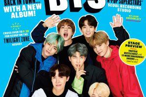BTS 表紙